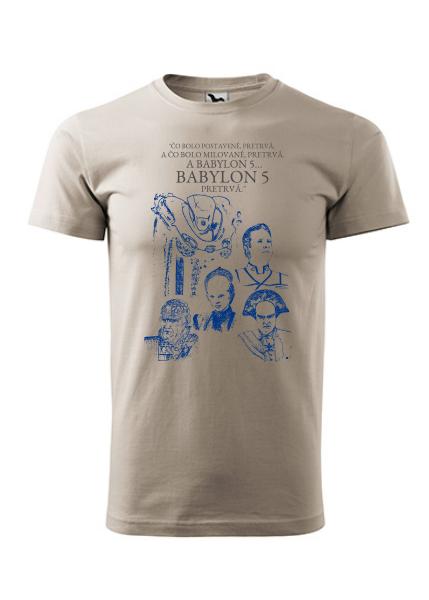 Tričko Babylon 5